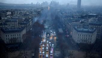 Francia: Gasolinazo deja 133 heridos y 142 detenidos