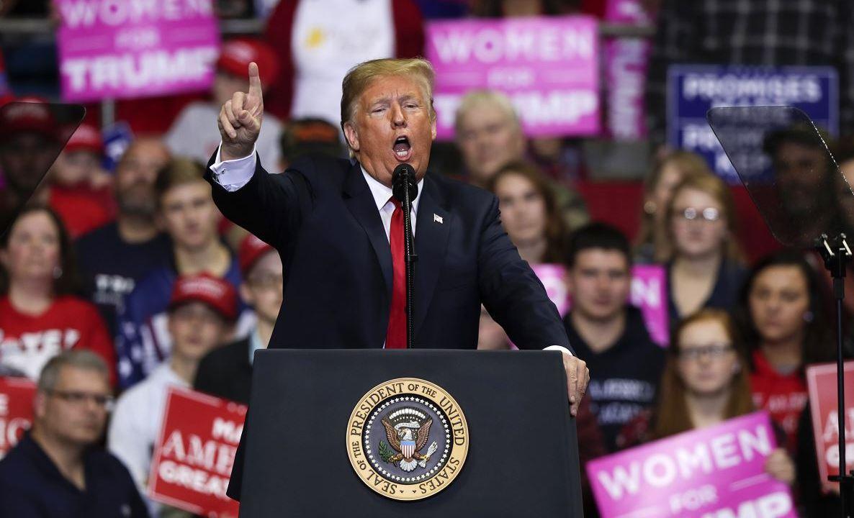Alistan equipo de Trump para trabajar campaña de reelección