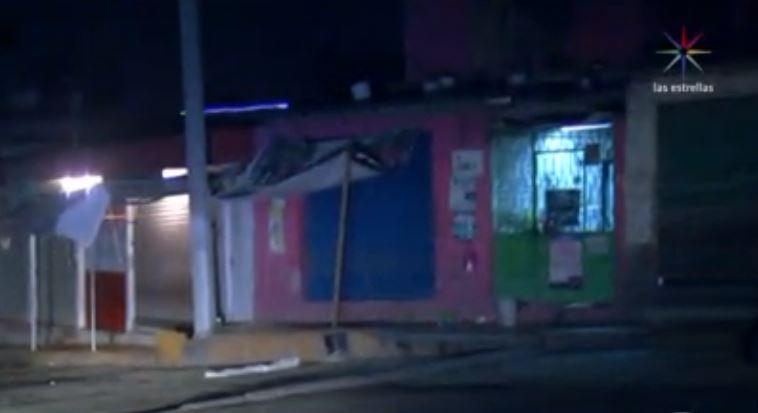Dos hombres mueren baleado en Valle de México