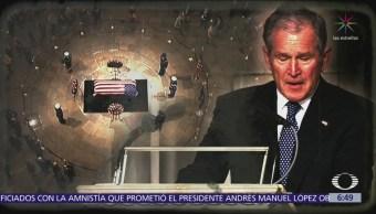 Duelo nacional en Estados Unidos por muerte de George Bush