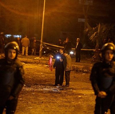Fuerzas de seguridad de Egipto matan a 40 presuntos terroristas tras atentado