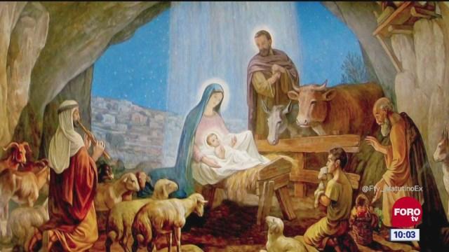 El año del nacimiento de Cristo