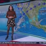 El Clima 'A las Tres' con Daniela Álvarez del 18 de diciembre de 2018