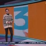 El Clima 'A las Tres' con Daniela Álvarez del 5 de diciembre de 2018