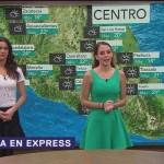 El clima en Express del 24 de diciembre de 2018