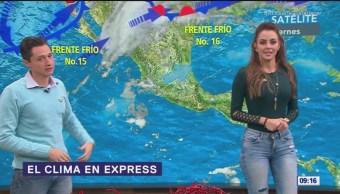 El clima en Express del 7 de diciembre de 2018