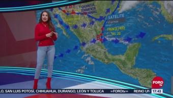 El Clima En 'Las Noticias' Con Mayte Carranco