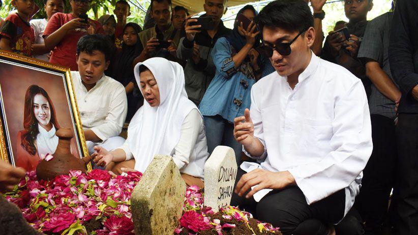 El funeral de Dylan Sahara fue llevado a cabo el sábado 25 de diciembre (iNewsPhoto)