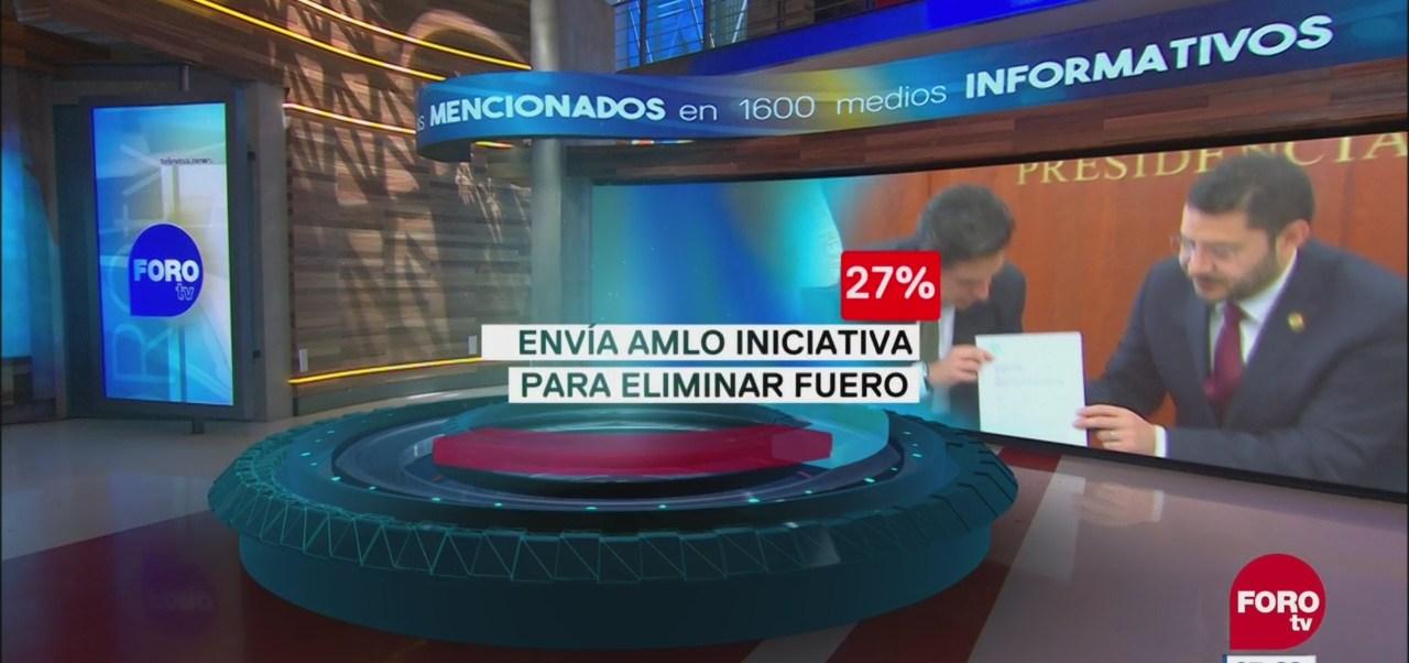 El impacto en las portadas de los principales diarios del 5 de diciembre del 2018