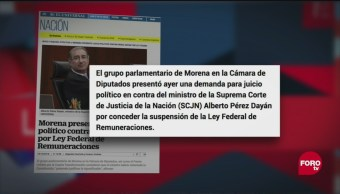 El Juicio Político La Corte Paparrucha Del Día