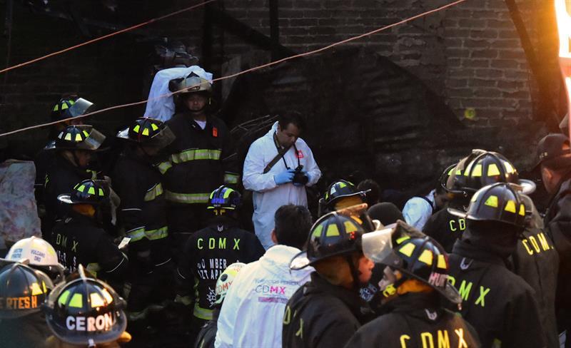 Se aplicó fuego directo en incendio donde murieron 7 niños