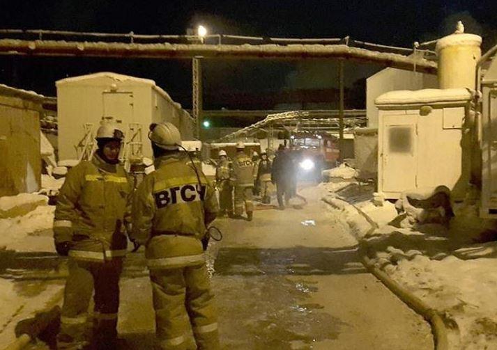 encuentran cuerpos de nueve mineros atrapados en montes urales