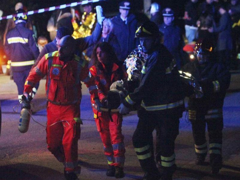 detienen menor sospechoso de rociar gas pimienta en discoteca italiana