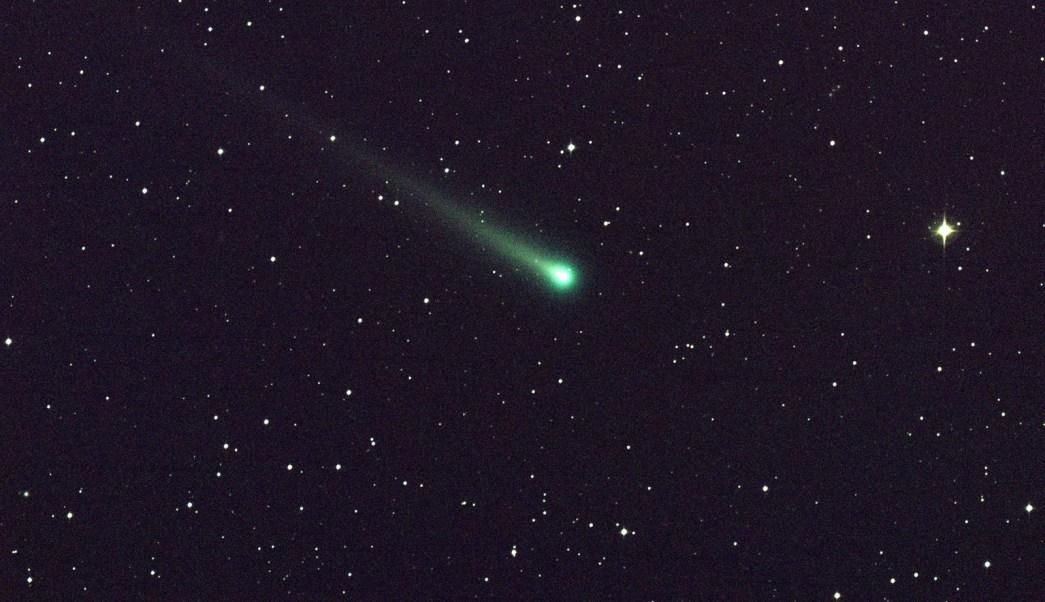 Este domingo el Cometa 46P será visible desde la Tierra