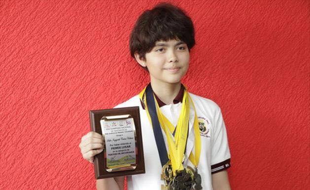 joven chiapaneca gana oro en olimpiada mexicana de matematicas