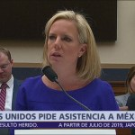 EU pide ayuda a México para evitar muertes de niños migrantes
