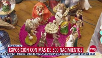 Exposición Con Más De 500 Nacimientos En Querétaro, 500 Nacimientos, Querétaro, San Juan Del Río, 525 Nacimientos Navideños