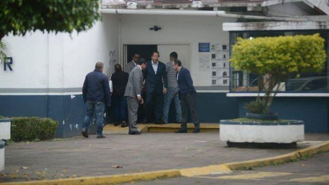 Javier Duarte; liberan al exsecretario de Seguridad