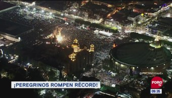 Extra, Extra: Peregrinos rompen récord de asistencia a La Villita