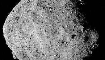 Nave de la NASA descubre agua en asteroide Bennu