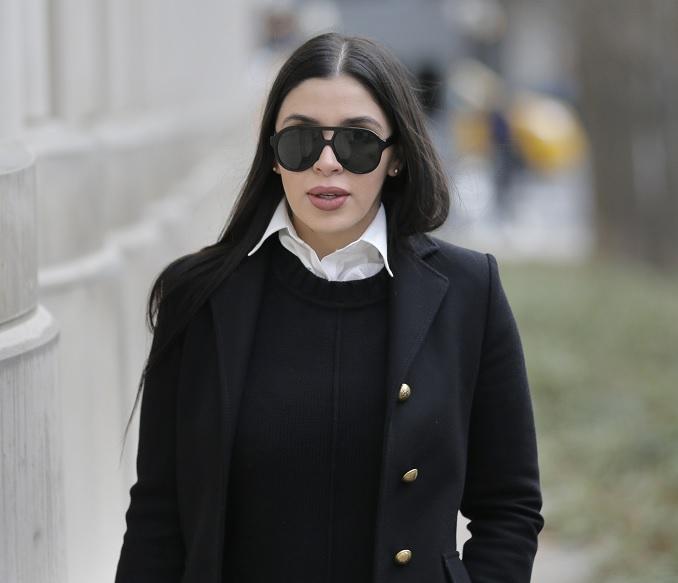 Retiran moción contra abogado del Chapo por teléfono celular