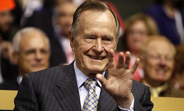 EEUU prepara funeral de Estado para George H. W. Bush