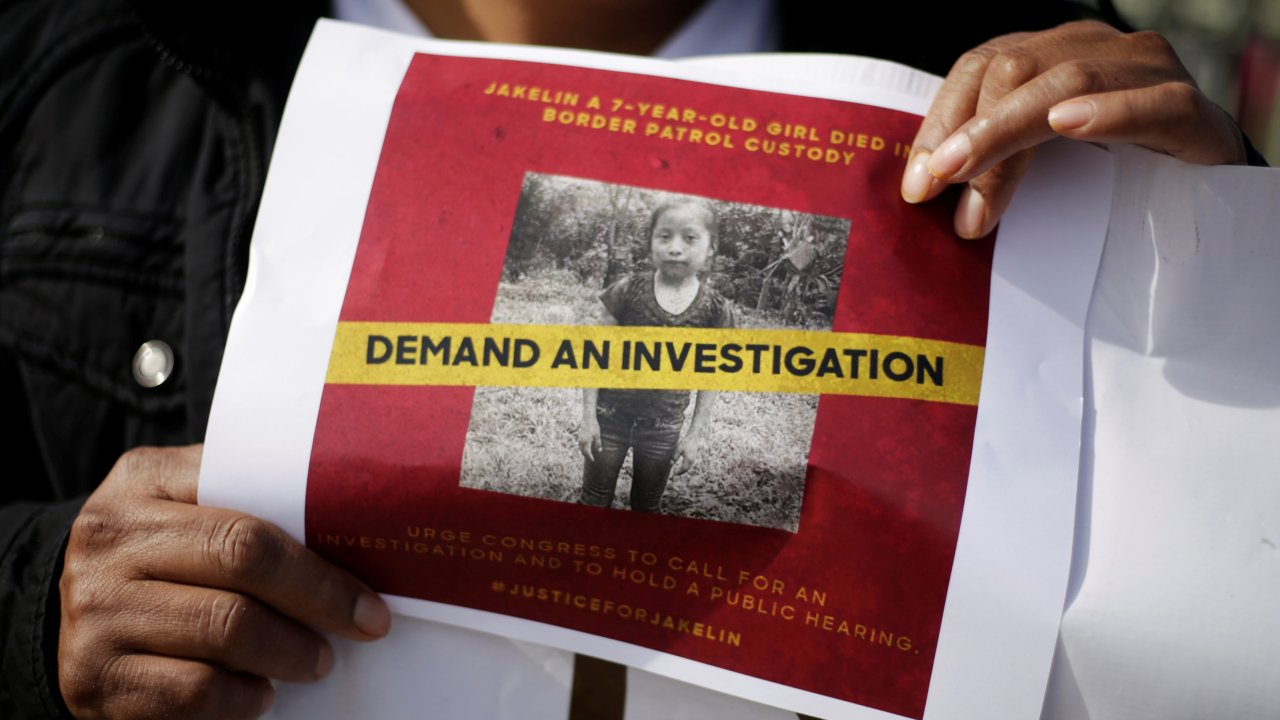Denuncian fallos sistémicos tras muerte de Jakelin Caal