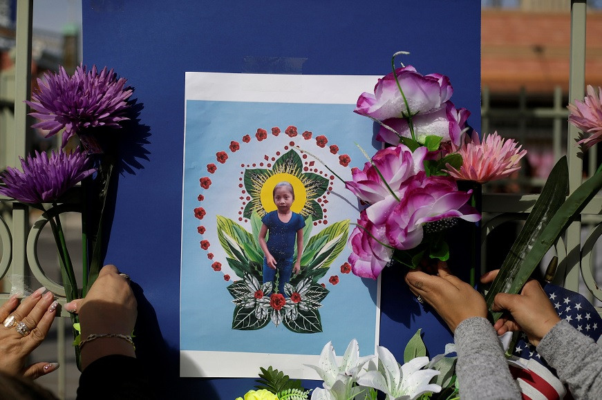 Patrulla Fronteriza no hablarán de muerte de niña migrante