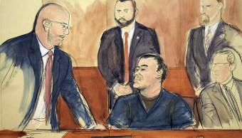 Abogado del Chapo estima que juicio terminará antes