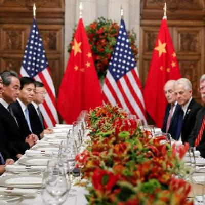 Estados Unidos y China logran acuerdo para evitar nuevos aranceles