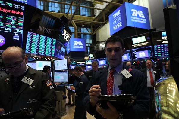Wall Street cierra mixto y el Dow Jones gana 0.29 por ciento