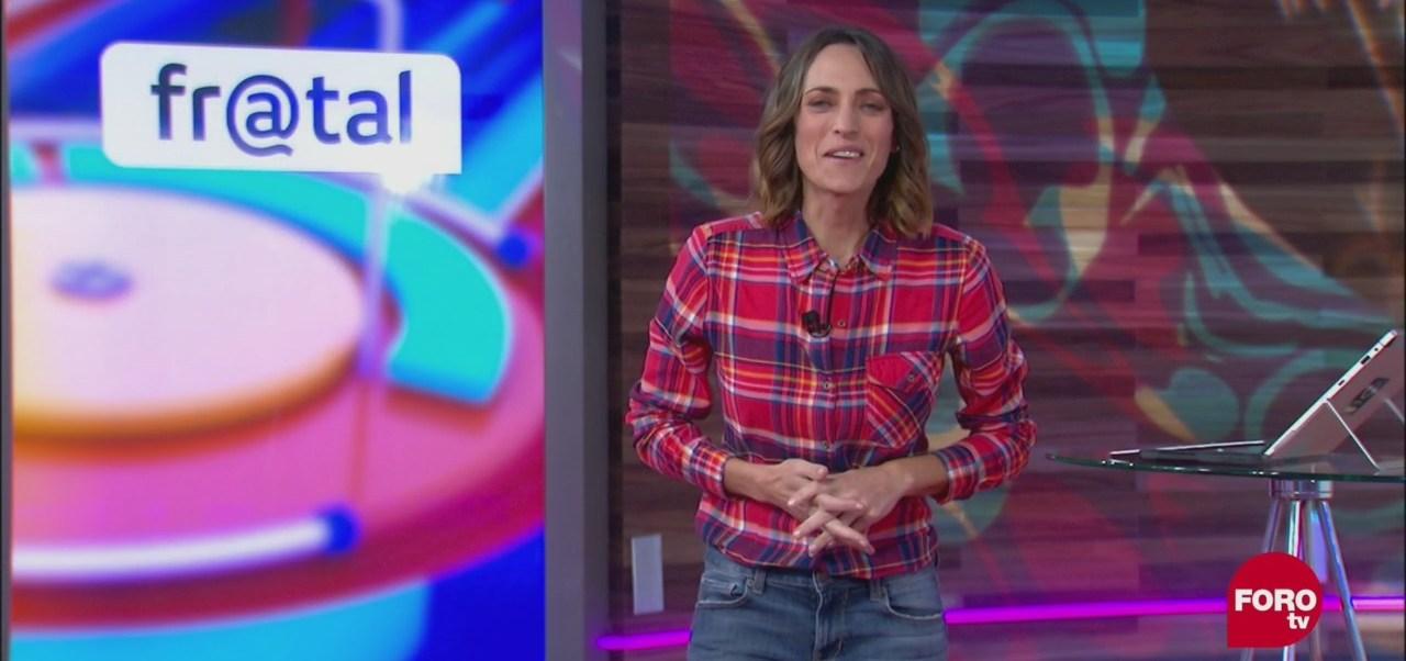 Fractal: programa del domingo 16 de diciembre 2018