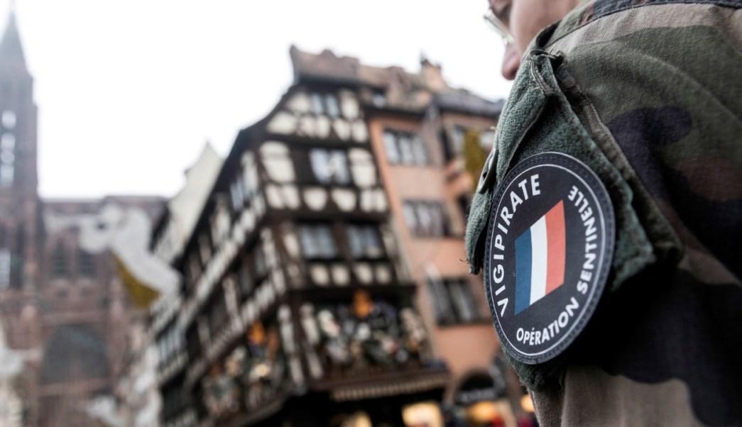 Atentado en Estrasburgo: Gobierno francés confirma tres muertos y 13 heridos