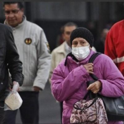 Aumentan enfermedades respiratorias por fríos en Campeche