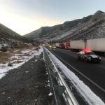 frente frio 21 provoca temperaturas bajo cero en coahuila