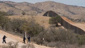Trump: México ya está pagando muro a través del T-MEC; AMLO responde