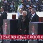 Funeral Estado Erika Alonso Moreno Valle
