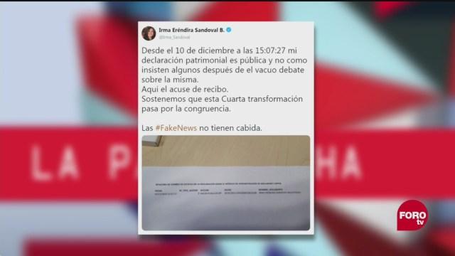 Declaraciones Patrimoniales La Paparrucha Del Día