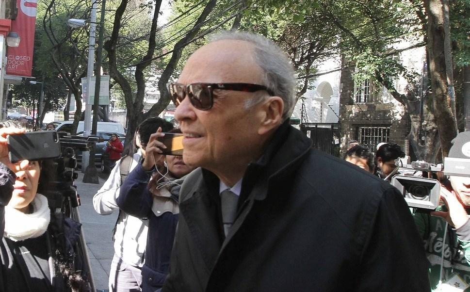 Alejandro Gertz Manero se encarga del despacho de la PGR