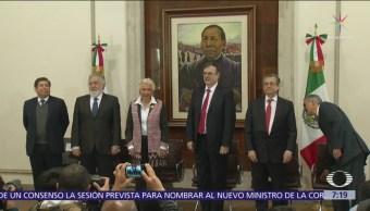 Gobierno AMLO presenta nueva política migratoria
