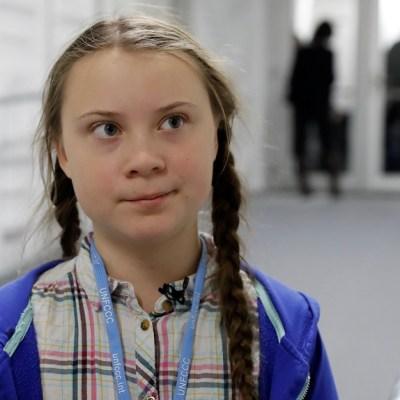 Joven sueca llama inmaduros a líderes mundiales por no actuar vs cambio climático