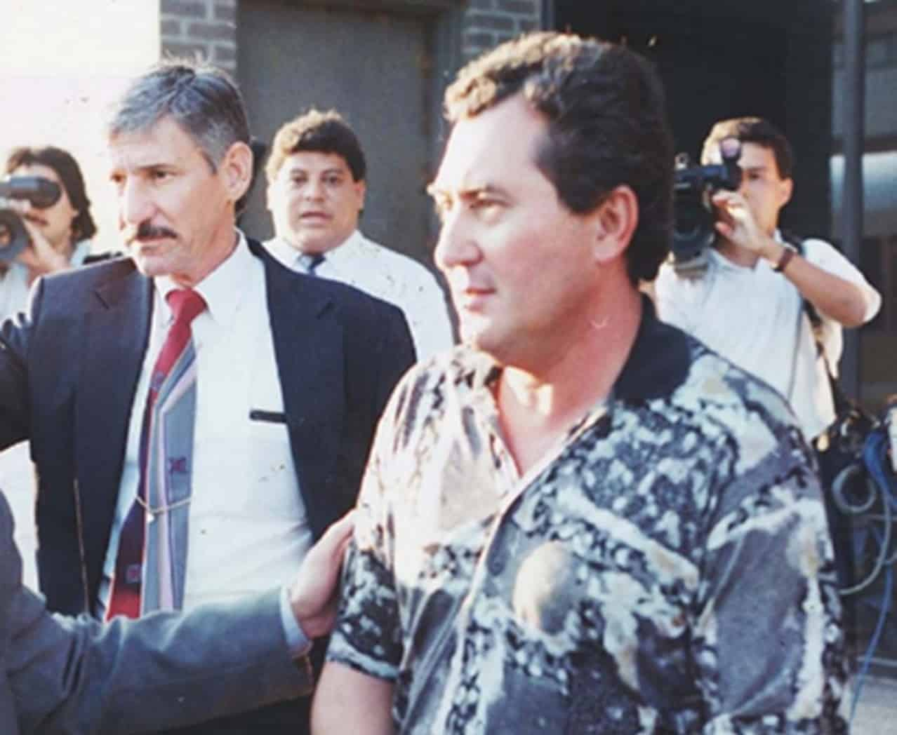 Guillermo González Calderoni fue detenido en 1994 por el FBI en Hidalgo, Texas (La Silla Rota /Archivo)