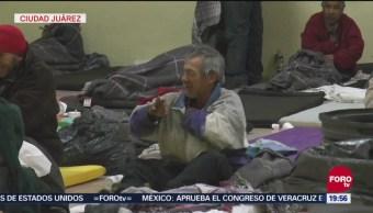 Habilitan Albergues Bajas Temperaturas En Chihuahua