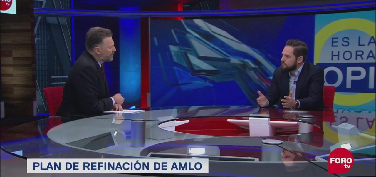 Hacen Falta Refinerías Petróleo En México