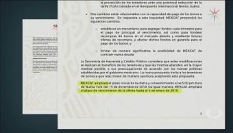 Hacienda Eleva Oferta Recompra Bonos Del Naim