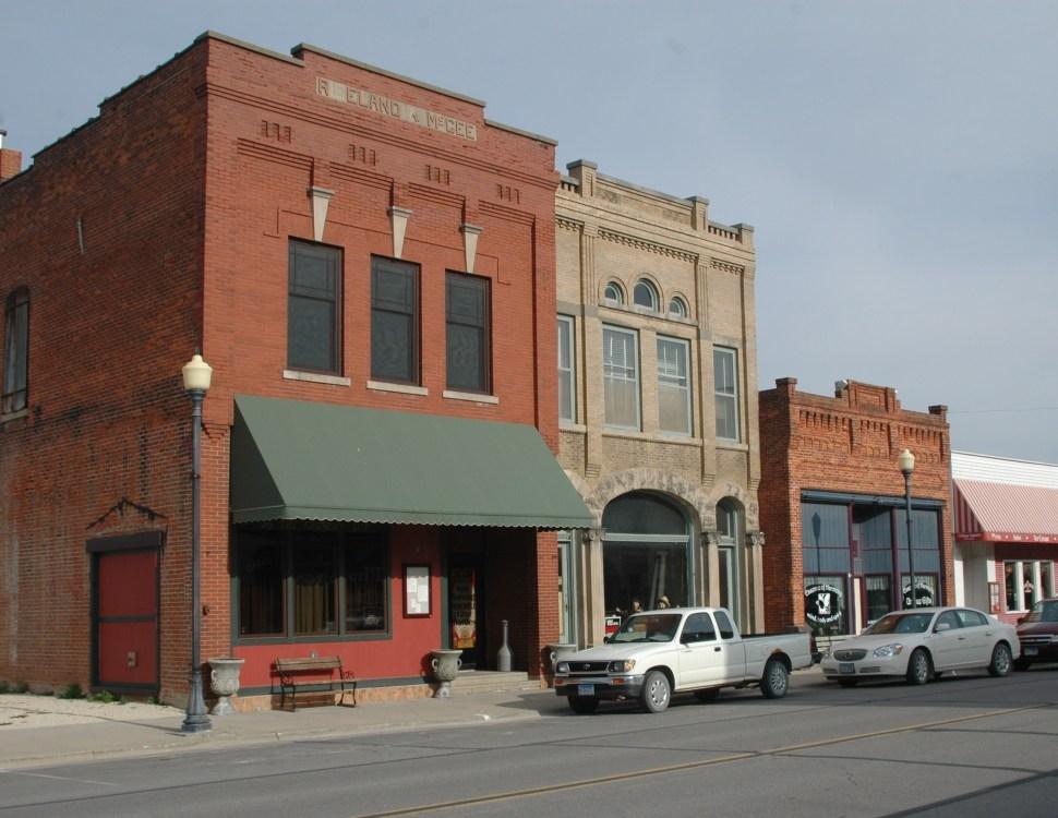 Harmony, al suroeste de Minnesota, es uno de los poblados que ofrece apoyos monetarios a quienes deseen adquirir una propiedad (Harmony)