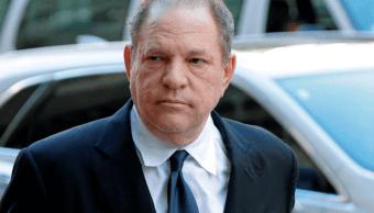 Harvey Weinstein dice que está viviendo la peor pesadilla