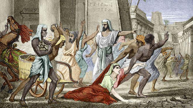 Así mataron los cristianos a la primera mujer matemática