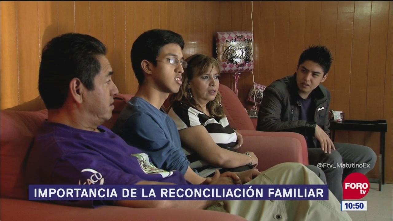 Importancia de la reconciliación familiar