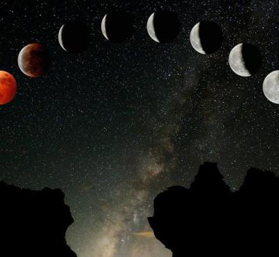 Eclipse total, Luna de Sangre y Superluna: todo sucederá el 20 de enero de 2019